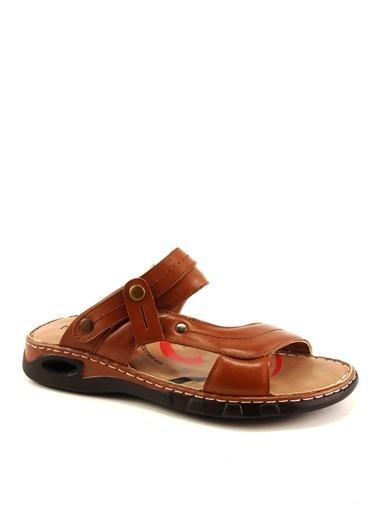 Forelli Sandalet Taba
